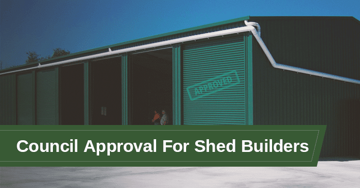 Shed Council Approval Guide Cover